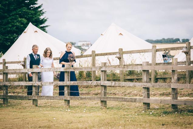 Tessa & Ali The Barn at South Milton-100