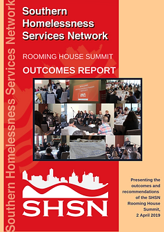 SHSN Rooming House Summit report cover.p