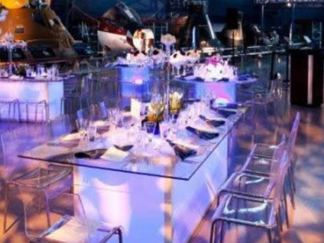 The treasure of museums as event venues
