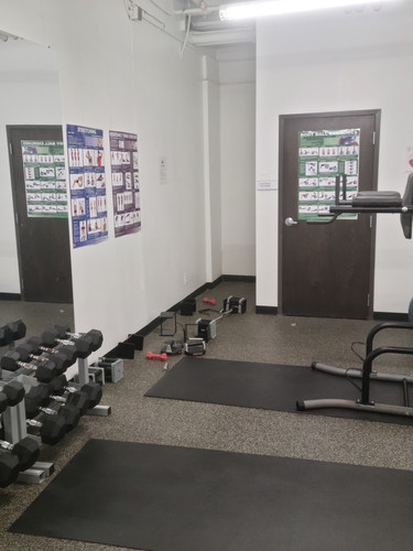 Weights & More