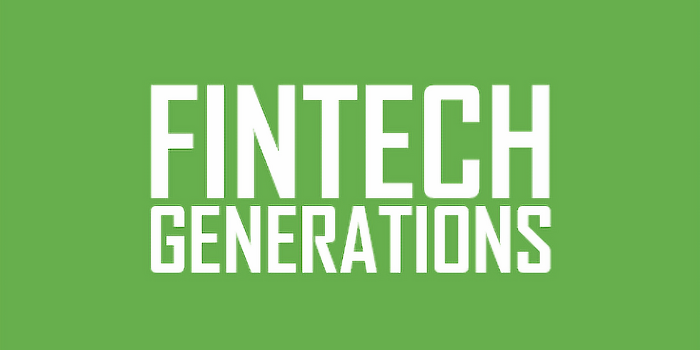 Fintech Generations 2021