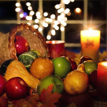 Tis the Season to be Grateful