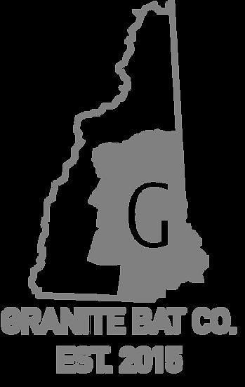 Granite Bat Co. Sticker