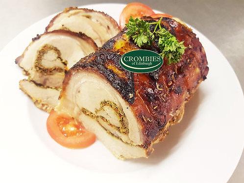 Porchetta Pork Loin Roast
