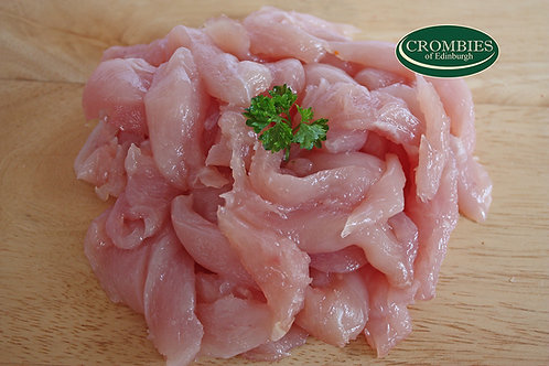 Stir Fry Chicken Breast meat