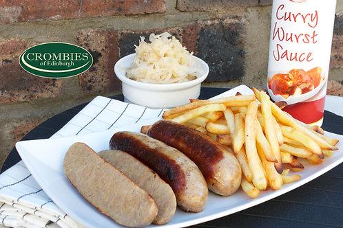 CurryWurst Sausage