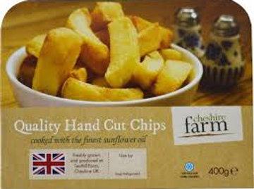 Cheshire Chips, Wedges & Potato