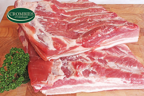 Pork Belly Squares