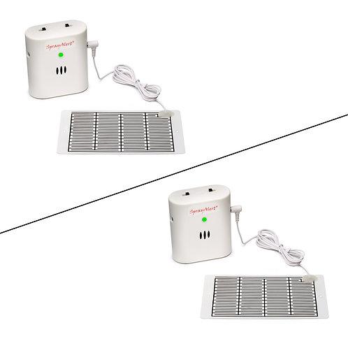 Two Pack of SprayAlert Alarm System with Standard Sensor