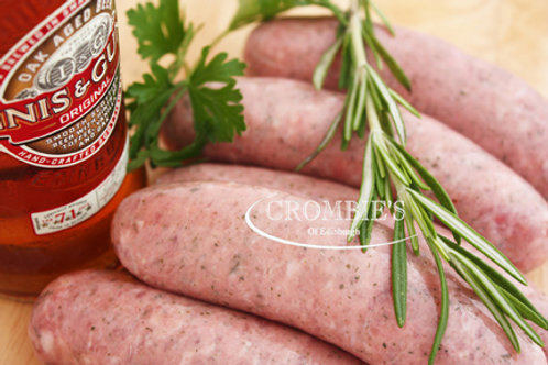 Pork & Edinburgh Ale