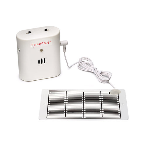 SprayAlert Alarm system