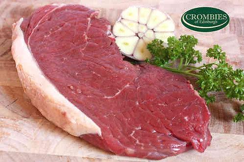 Beef Rump Steak - frying