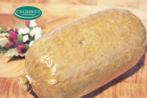 Vegetarian Haggis for 2/3 persons (550g./piece)