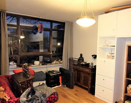 Home Staging Büro vorher
