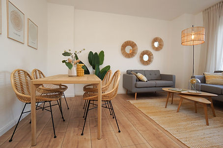 Dorothee Runnebohm Home Staging Wohnzimmer