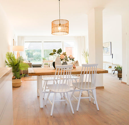Dorothee Runnebohm Home Staging Essbereich