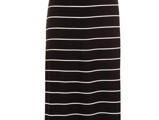 Summer hot picks -maxi dress for a Column shape