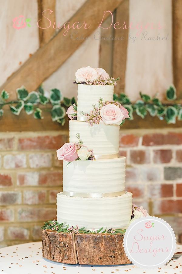 Lillibrooke Manor Buttercream cake