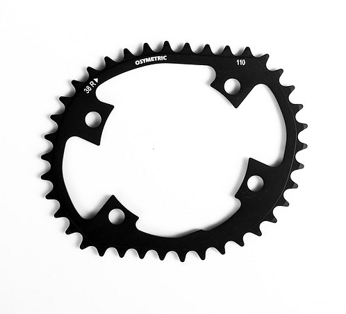 10 BCD Single Inner Chainring Fits: Shimano 4 arm