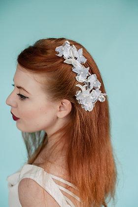 Bridal lace comb