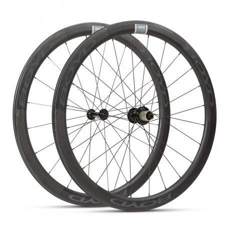 Boyd Wheels-44mm Carbon Clincher Wheelset
