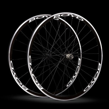 Boyd Wheels- 30mm Rouleur Clincher