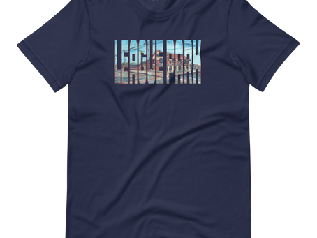 #Spotlight - Baseball Cathedrals Collection - League Park