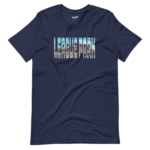 League Park by Andy Brown - Unisex T-Shirt