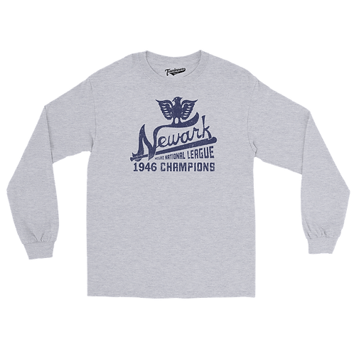 1946 Champions - Newark Eagles - Unisex Long Sleeve Crew T-Shirt