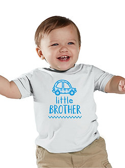 Little Brother - Car - Toddler T-Shirt