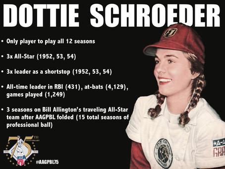 #Spotlight - Women's History Month - Dottie Schroeder