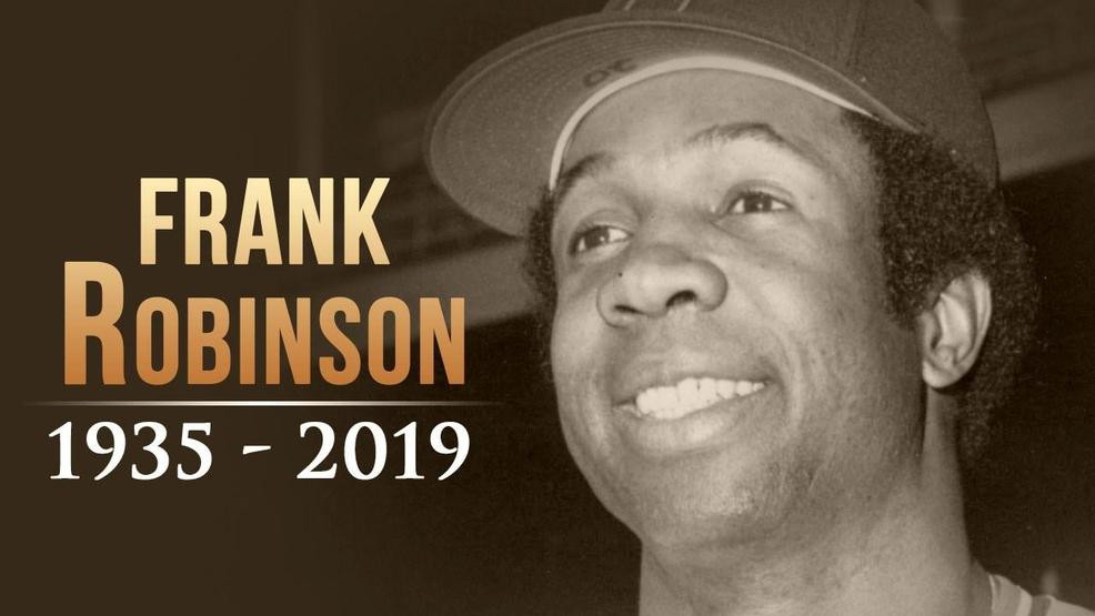 Frank Robinson – Baseball's first Black Manager