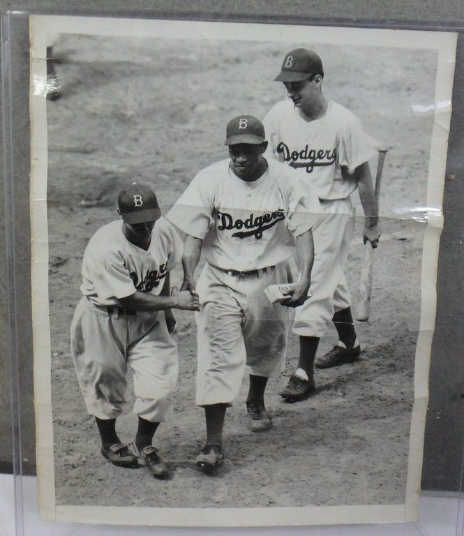 Dan Bankhead – Brooklyn Dodgers