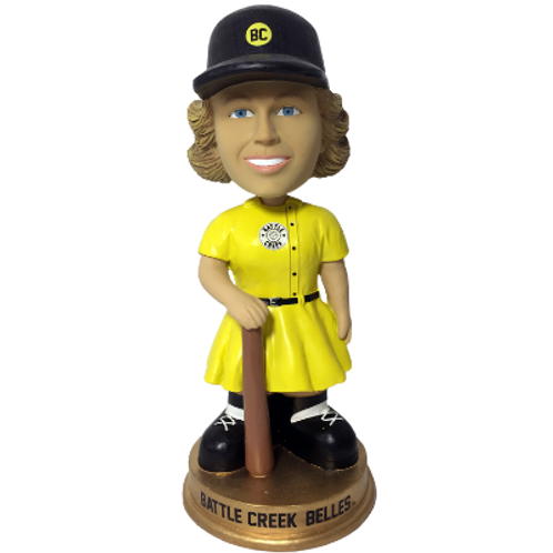 Battle Creek Belles AAGPBL Vintage Bobbleheads