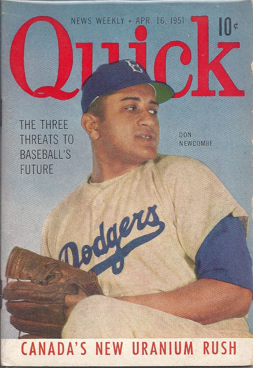 Don Newcombe 1951
