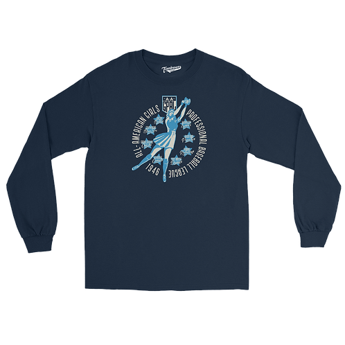 Diamond - AAGPL 1946 - Unisex Long Sleeve Crew T-Shirt
