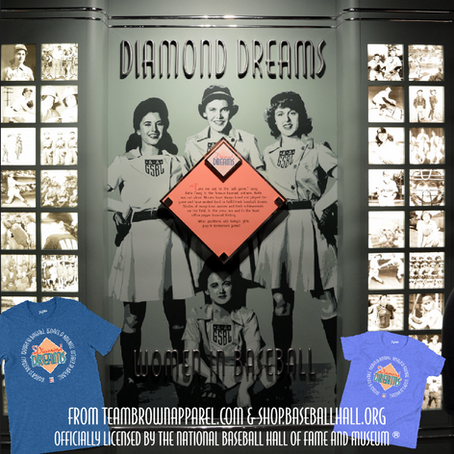 #Spotlight - Diamond Dreams - Women In Baseball - Part 3 - Exhibit Deep Dive