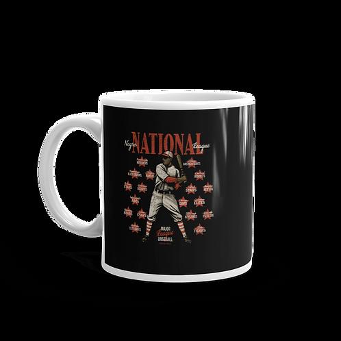 Negro National League - Logo 11oz Mug