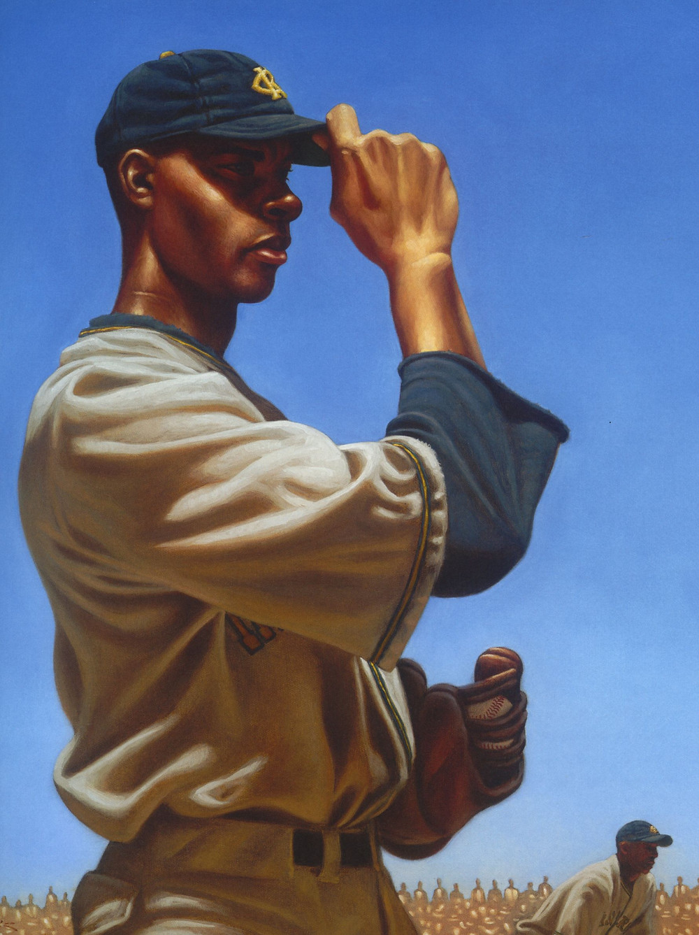 Hilton Smith by Kadir Nelson