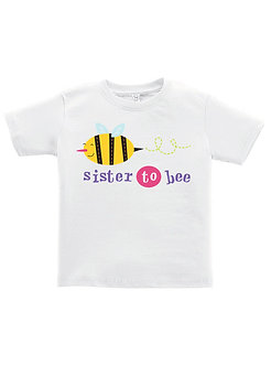 Sister To Bee - Toddler T-Shirt
