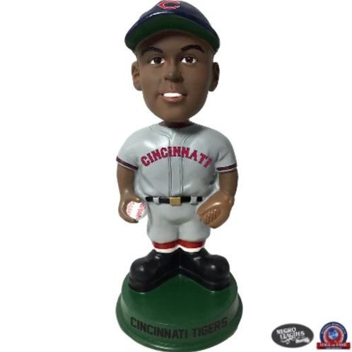 Cincinnati Tigers - Negro Leagues Vintage Bobbleheads - Green Base - PRESALE