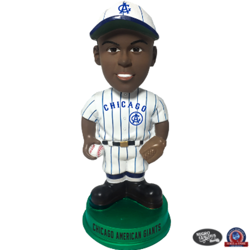 Chicago American Giants - Negro Leagues Vintage Bobbleheads - Green Base