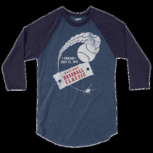 1947 East West Baseball Classic - Baseball Shirt