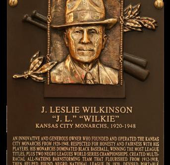 J.L. Wilkinson Region - Filling the Void - Negro League Tournament - Round 1