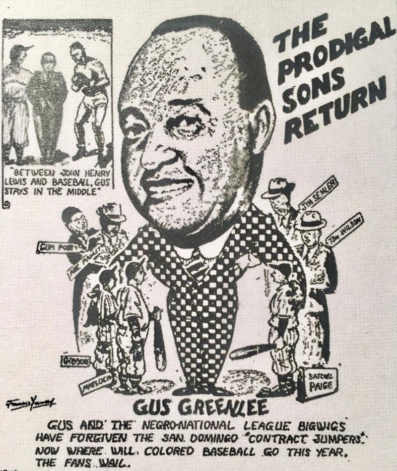 Gus Greenlee