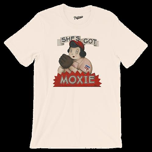 Moxie Unisex T-Shirt (Various Colors)