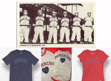 #Spotlight - 1942 Kansas City Monarchs - Buck's Favorite Year