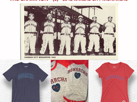 #Spotlight - 1942 Kansas City Monarchs - Buck's Favorite Year