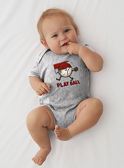Play Ball - Infant Onesie