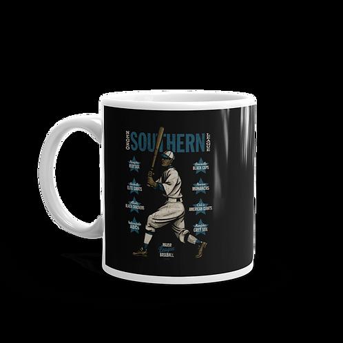 Negro Southern League - Logo 11oz Mug